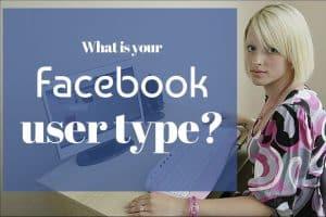 फेसबुक पर 20 तरह के प्राणी