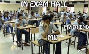 stupid student in-exam-hall_livingindelhi.com_
