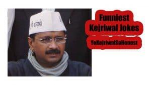 Best Arvind Kejriwal Jokes from Twitter