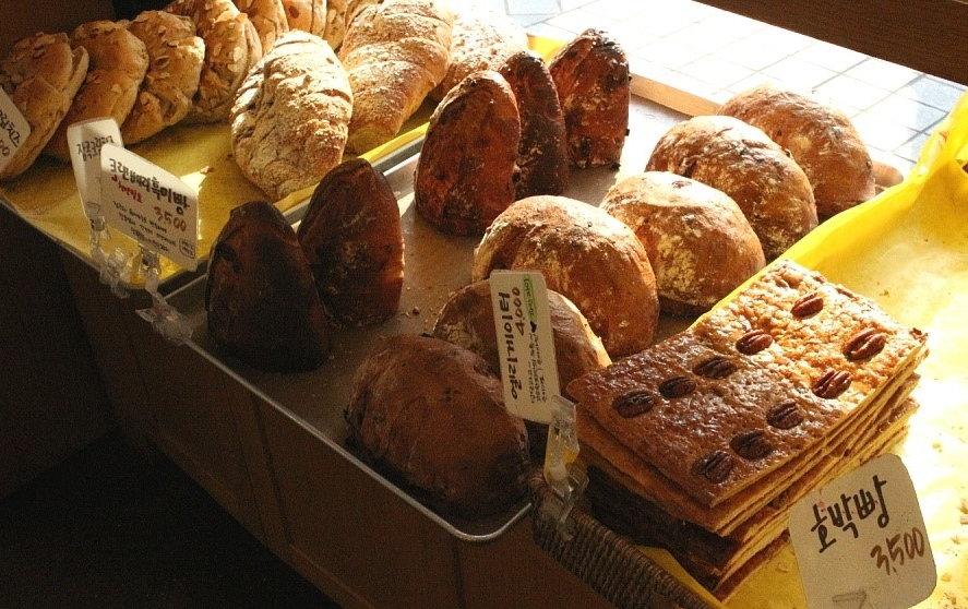 Jean Boulangerie bakery nakseongdae Seoul Korea 002