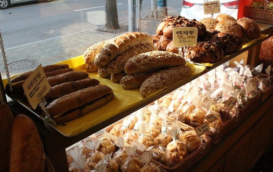 Jean Boulangerie bakery nakseongdae Seoul Korea 003