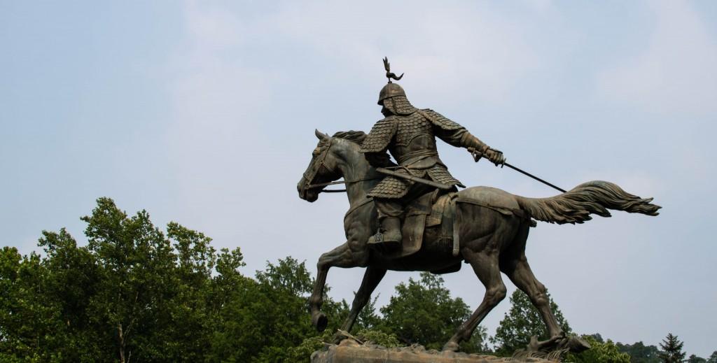 Korean Warrior Gang Gam Chan