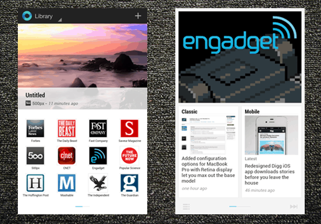 Google Currents Android App