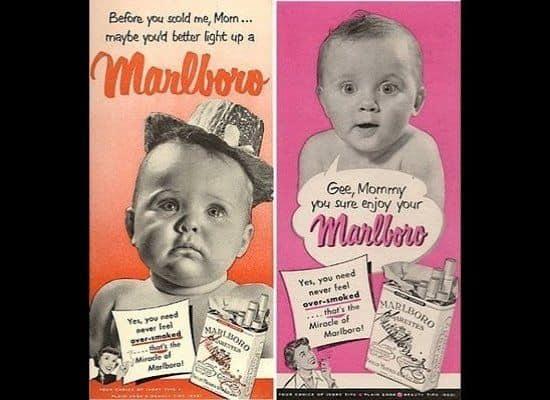 marlboro vintage ad
