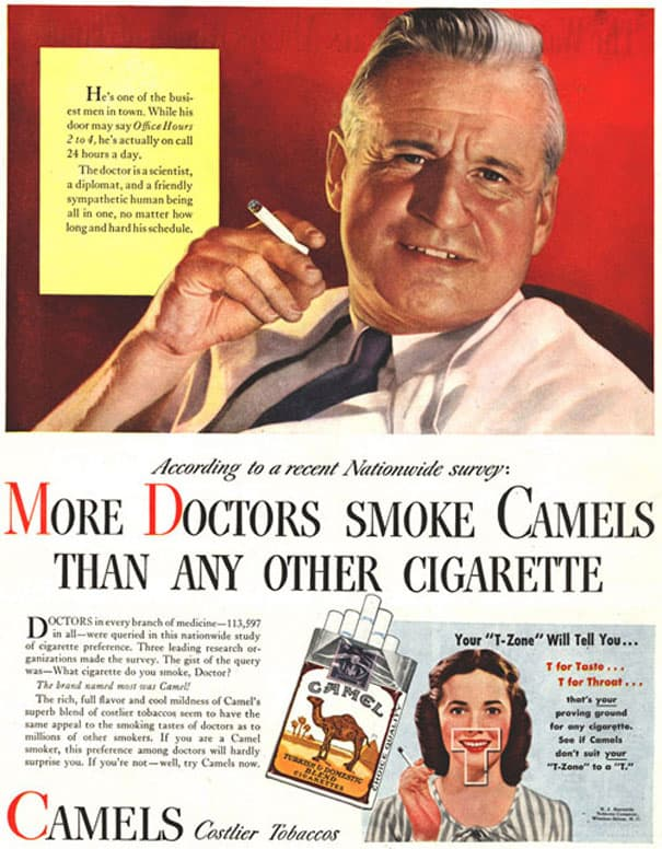 vintage-ads-doctors smocke camel